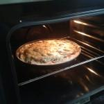 Pyszna pizza domowej roboty