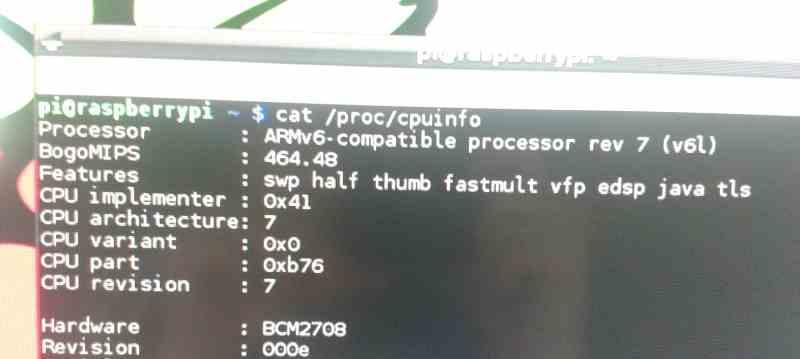 Sprawdzamy czy mam ten procesor, za który zapłaciłem :)
